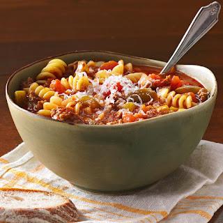Best Lasagna Soup.