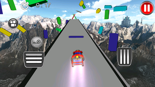 Unreal Jet Car Racing 3D