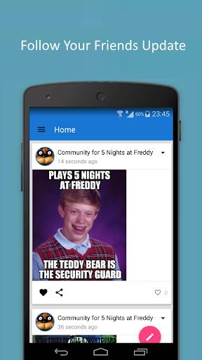 Community for 5NightsatFreddy