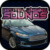 Engine sounds of Ford Fusion