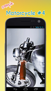 Cool Motorcycle Wallpaper screenshot 12