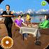 Rooftop Bar Luxury Restaurant Cooking Games