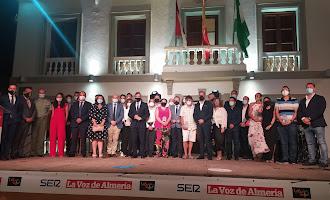 En imágenes: XII Premios del Almanzora de LA VOZ