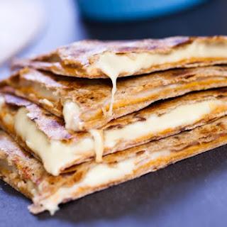 20 Minute Vegan Quesadillas With Homemade Cashew Cheese