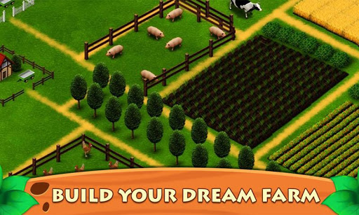 My Big Farm : Happy Farming Day Village Harvest  captures d'écran 1