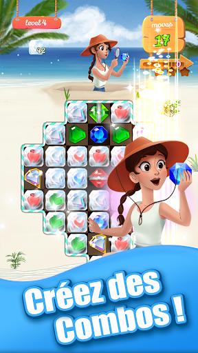 Télécharger Jewel Ocean - New Free Match 3 Puzzle Game apk mod screenshots 3