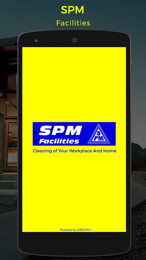 SPM Facilities- screenshot