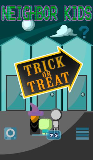Neighbor Kids - Trick or Treat