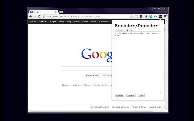 Encoder / Decoder