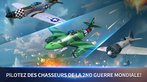 War Wings  captures d'u00e9cran 2