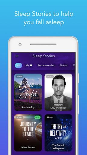 Calm - Meditate, Sleep, Relax 4.18 screenshots 3
