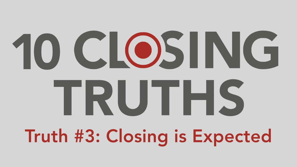 10 Closing Truths Video 3