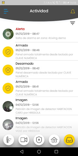 Movistar Prosegur Alarmas screenshot 3