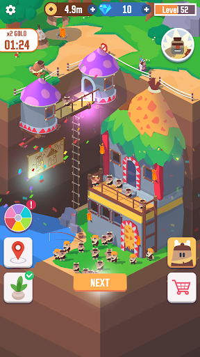 Idle Digging Tycoon 1.1.8 screenshots 5