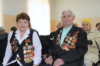Photo: Ветераны пришли в гости в детскую музыкальную школу №2 на традиционный праздничный концерт