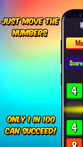 Impossible Nine: 2048 Puzzle screenshot 1