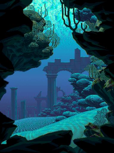 Screenshot for Living Worlds – Mark Ferrari in United States Play Store