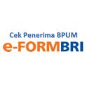 e-Form BRI - Cek Penerima BPUM icon