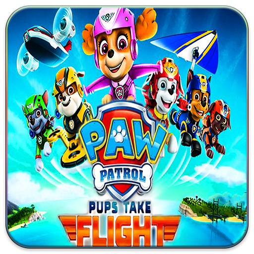 New Guide For Paw Patrol Pups Take Flight