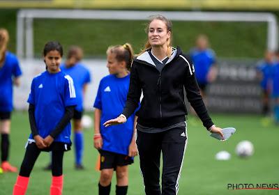 De hamvraag: tekent Tessa Wullaert deze zomer bij RSC Anderlecht?