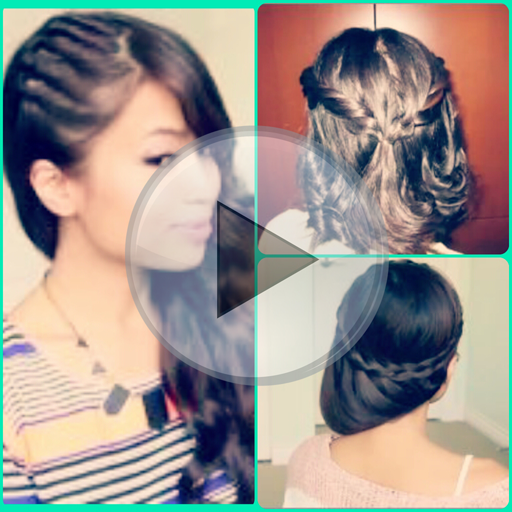 Hairstyle Step By Guide