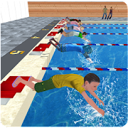 Game Kids Water Swimming Championship APK for Windows Phone