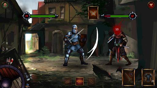 Code Triche Mercenary: Weapon Master mod apk screenshots 3