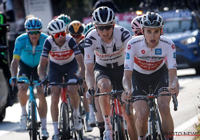 Renners Giro krijgen gelijk en zien rit ingekort worden