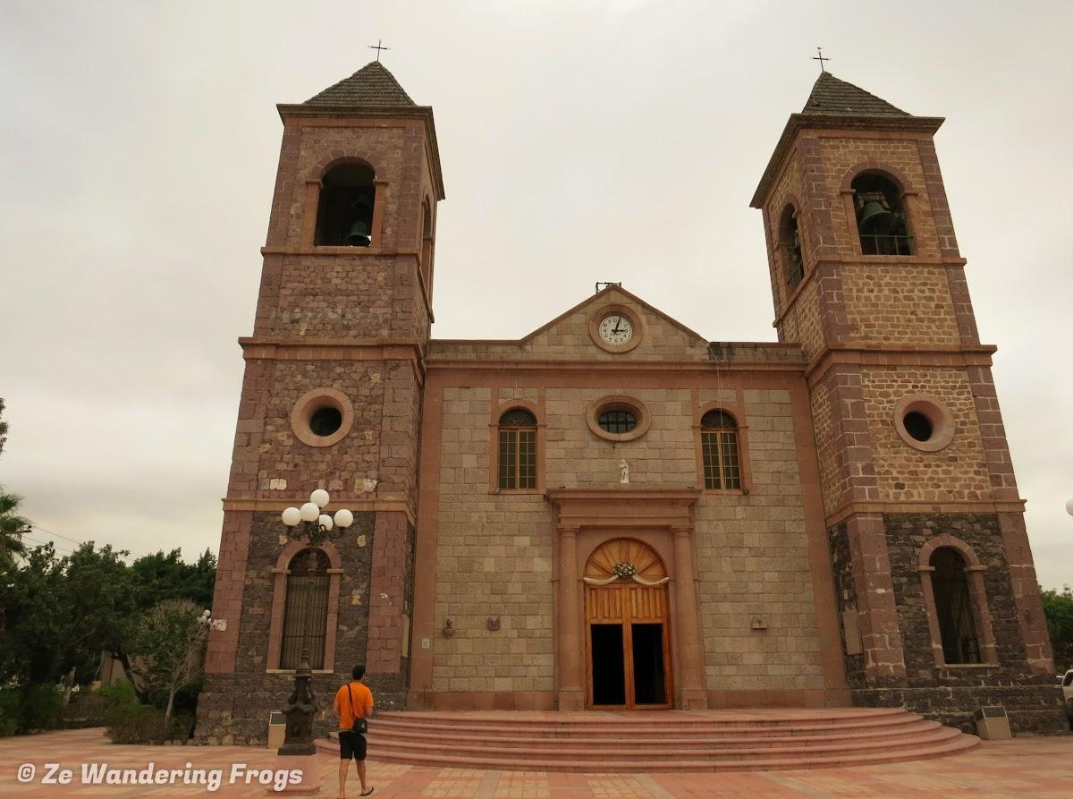 Catedral de Nuestra Senora de La Paz