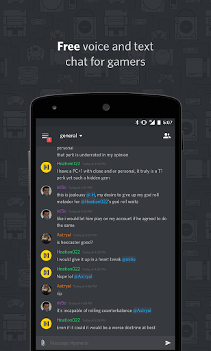 Discord - Chat for Gamers 6.1.0 screenshots 1