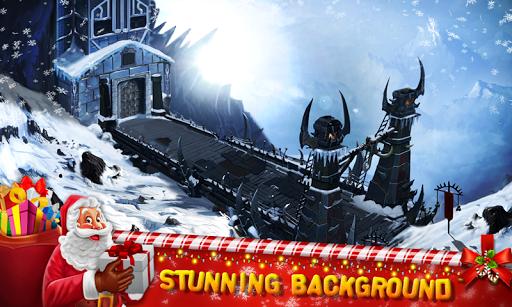 Santa Christmas Escape - The Frozen Sleigh screenshots 1