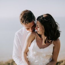 Wedding photographer Margarita Boulanger (awesomedream). Photo of 20.08.2017