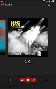 Rock Radio- screenshot thumbnail