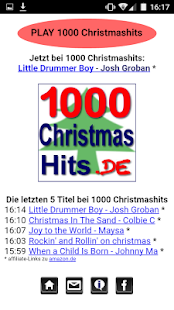 1000 Christmashits Player- screenshot thumbnail