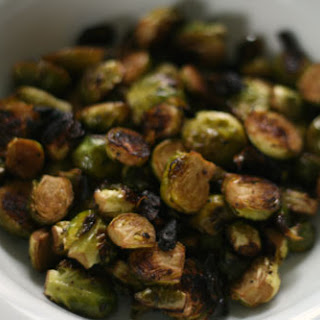 Quick and Easy Roasted Brussels Sprouts