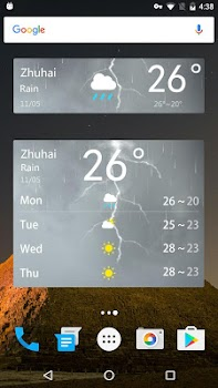 Simple Weather Forecast