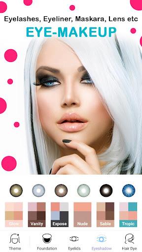Face Makeup Camera - Beauty Makeover Photo Editor 11.5.33 screenshots 10