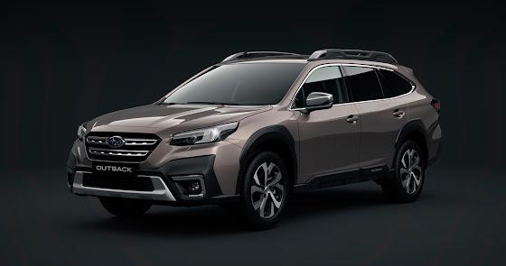 El nuevo Subaru Outback llega este mes a Grupo Playcar