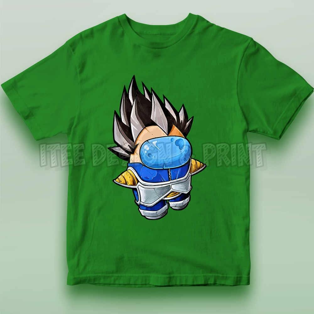 Vegeta Dragon Ball Impostor Among Us 10