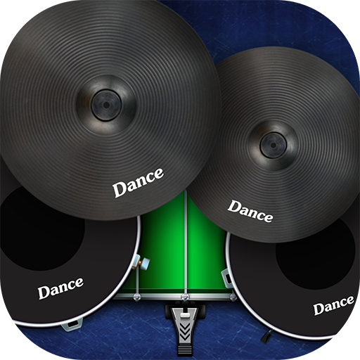 Real Drum Kit - Dance Version Icon