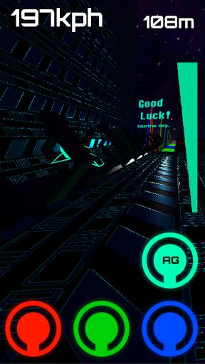 Colortron 3D: 飞行或死亡