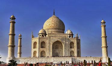 Photo: Das Taj Mahal als HDR Bild