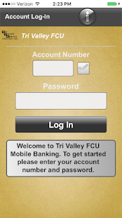 Tri Valley Service FCU- screenshot thumbnail