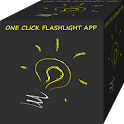One Click Flashlight App icon