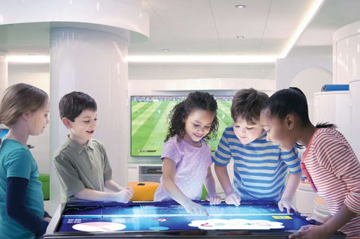 The advent of MSC for Me promises technological advances for passengers of all ages.