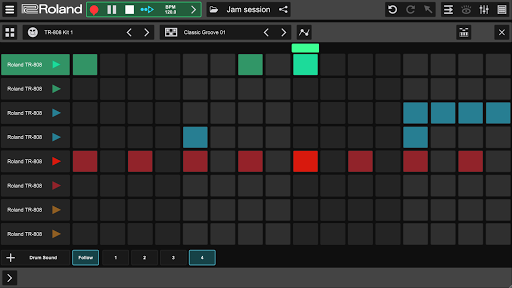 Roland Zenbeats screenshot 2
