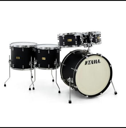 Tama S.L.P. Dynamic Kapur - LKP52HTS-FBK - Flat Black