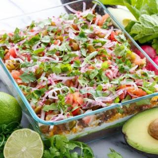 Mexican 7 Layer Dip Recipe