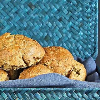 Brown Bread Rolls or Loaves using Doves Farm GF Brown Bread Flour - gluten free