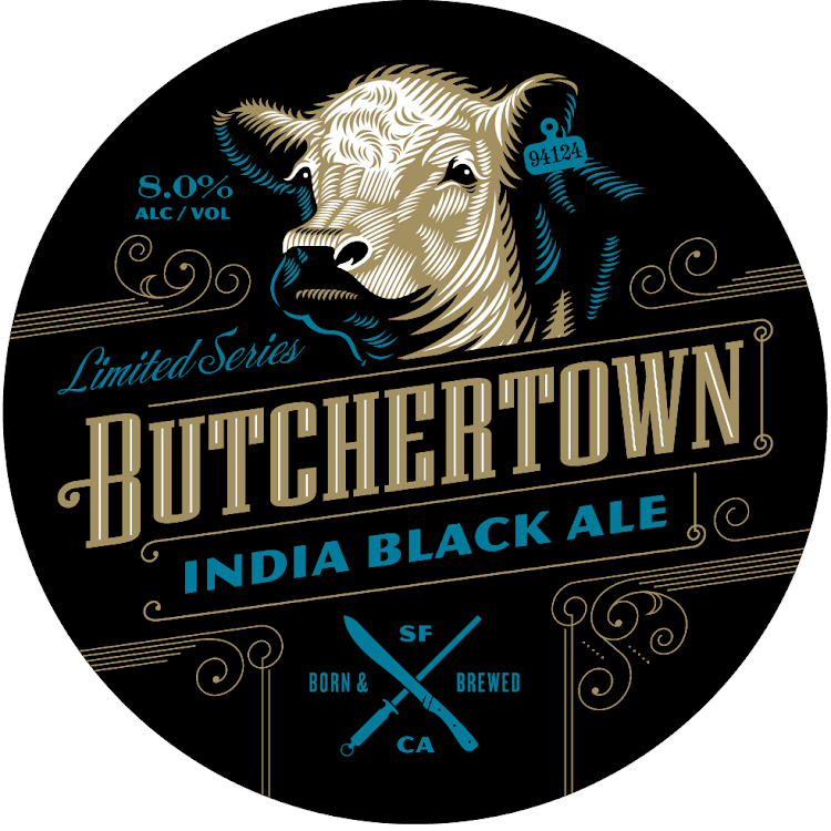 Logo of Speakeasy Butchertown India Black Ale